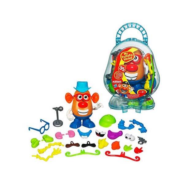 Игровые наборы и фигурки для детей HASBRO POTATO HEAD 36404 Чудной Кейс Картофельной Головы фото