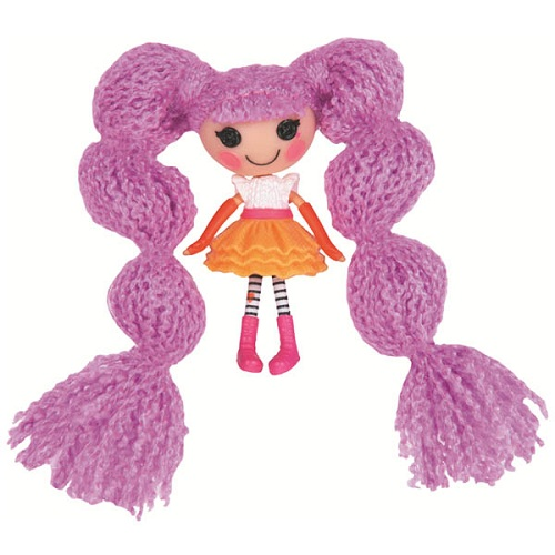 Lalaloopsy Mini 522140 Кукла Mini Lalaloopsy Волосы - нити, в ассортименте