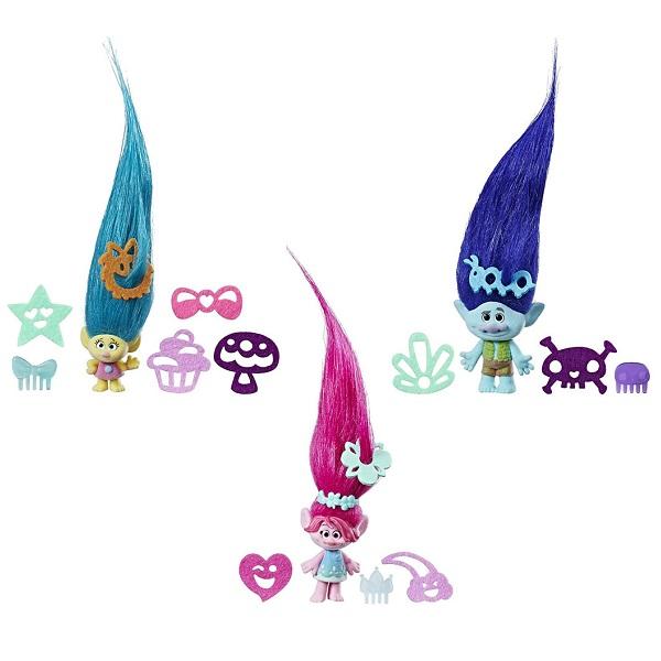 Кукла Hasbro Trolls - Любимые герои, артикул:150674
