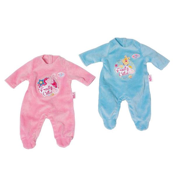 Купить Zapf Creation Baby born 822-128 Бэби Борн Комбинезончики (в ассортименте), Аксессуары для куклы Zapf Creation