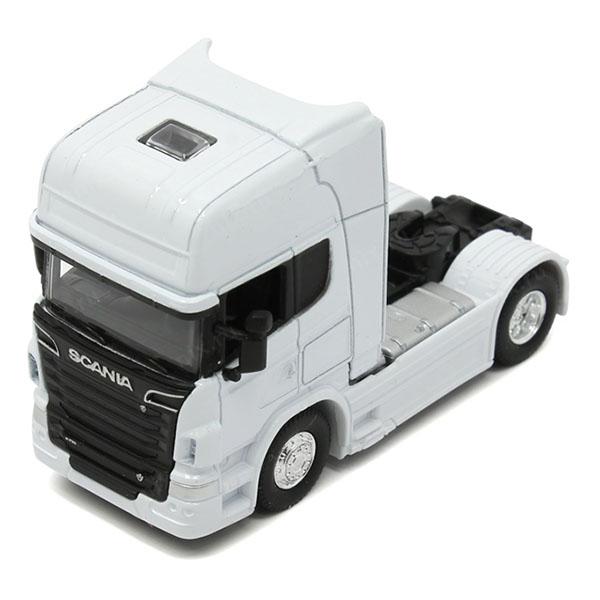 Welly 68000 Велли Модель тягача 1:64 Scania V8 R731 - Транспорт