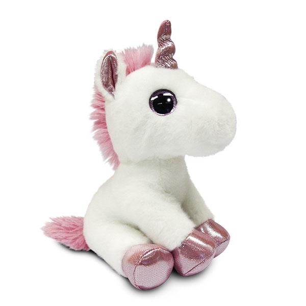 Aurora 150710T Единорог розовый, 20 см - Мягкие игрушки