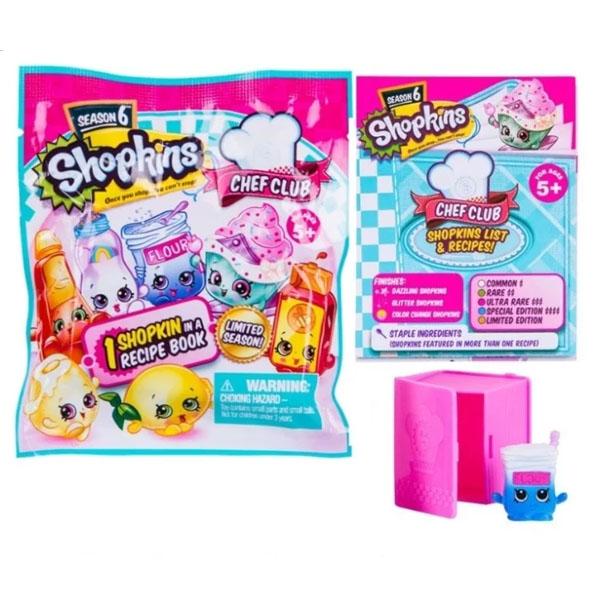 Игровой набор Shopkins 56510S Шопкинс Фольгированный пакетик с 1 героем фото