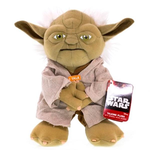 Star Wars SW02367 Звездные войны Йода плюшевый со звуком