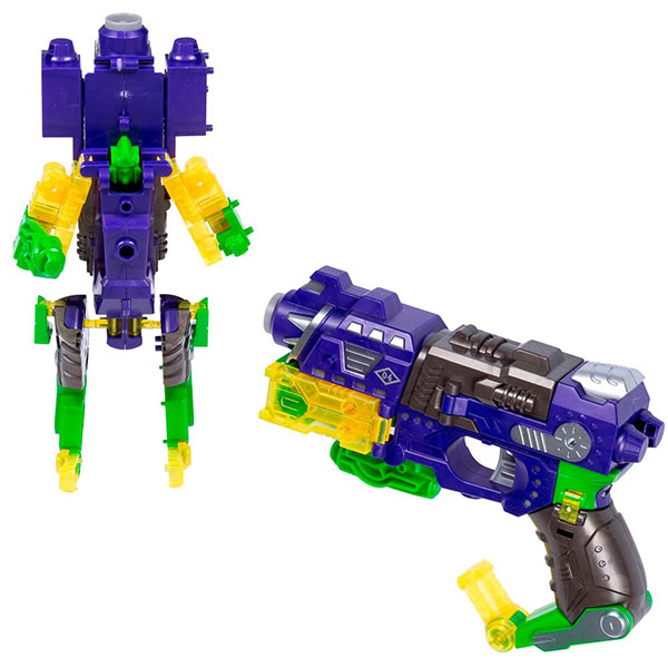 Купить 1toy T16335 Трансботы Звёздный арсенал: Бластербот , Игровые наборы и фигурки для детей 1toy