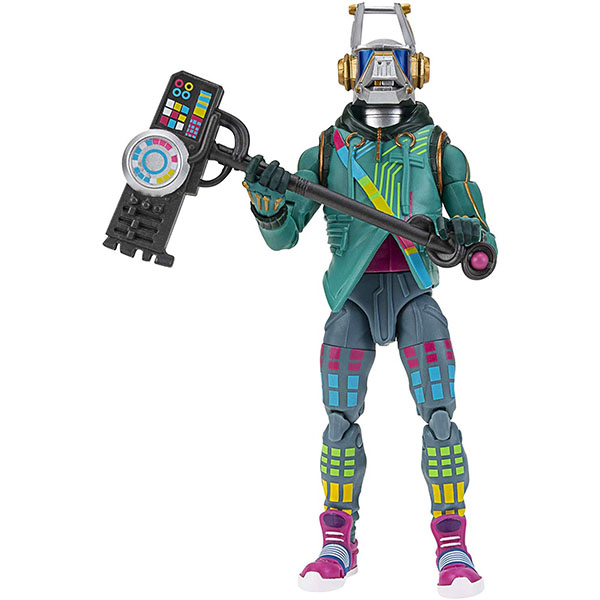 Купить Fortnite FNT0127 Фигурка DJ Yonder с аксессуарами (LS), Игровые наборы и фигурки для детей Fortnite