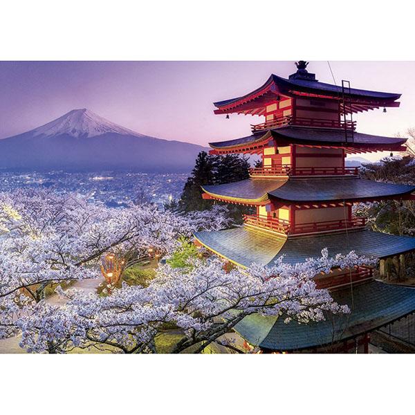 Educa 16775 Пазл 2000 деталей Гора Фудзи, Япония - Настольные игры