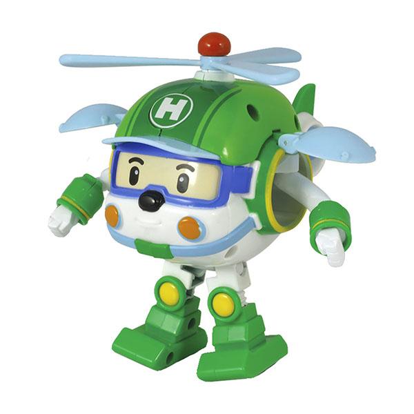 Игрушечные роботы и трансформеры POLI — POLI 83169 Трансформер Хэли, 10 см.
