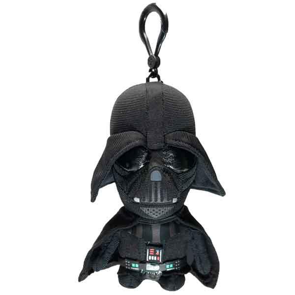 Star Wars SW00231 Звездные войны Брелок Дарт Вейдер, блистер, арт:121080 - StarWars, Мягкие игрушки