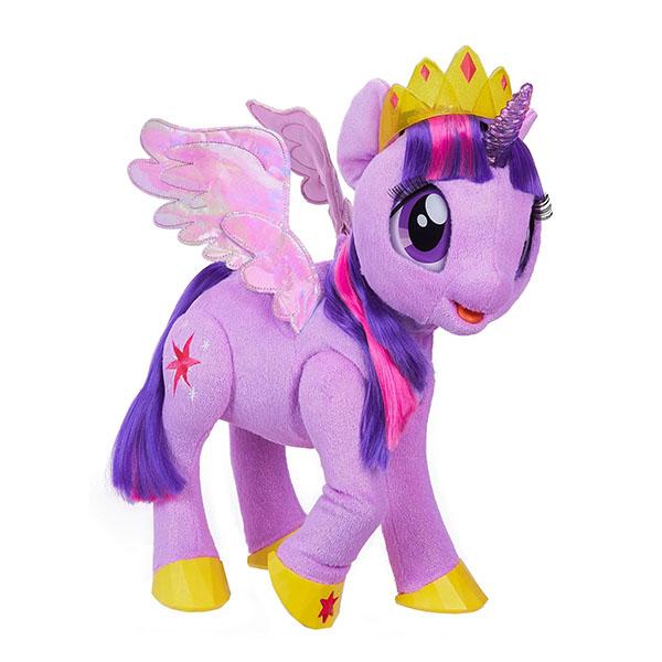 Hasbro My Little Pony C0299 Май Литл Пони Сияние интерактивная Твайлайт Спаркл, арт:150821 - Животные, Интерактивные игрушки