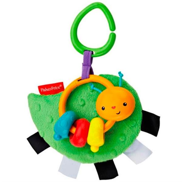 Купить Mattel Fisher-Price DFR14 Фишер Прайс Прорезыватель Гусеничка, Развивающие игрушки для малышей Mattel Fisher-Price
