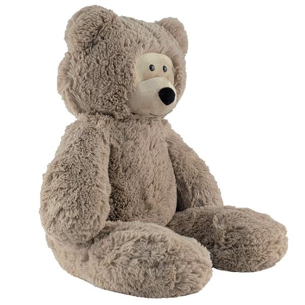 SOFTOY UT-70004 Игрушка мягкая Медведь, 70 см., кофейный