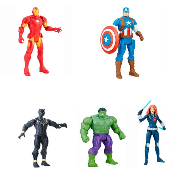Купить Hasbro Avengers B9939 Фигурка Мстители 15 см (в ассортименте), Фигурка Hasbro Avengers