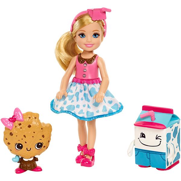 Купить Mattel Barbie FDJ11 Барби Челси и друзья, Кукла Mattel Barbie
