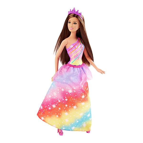 Mattel Barbie DHM52 Барби Кукла-принцесса, Кукла Mattel Barbie  - купить со скидкой