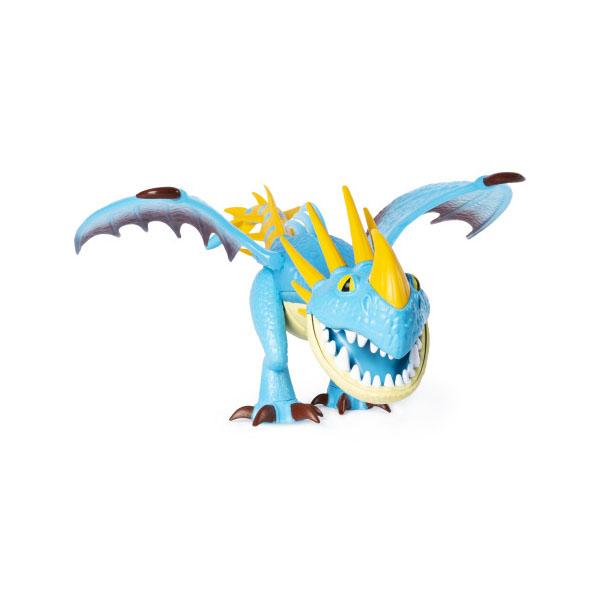 Купить Dragons 66626St Дрэгонс Большая фигурка дракона со звуковыми и световыми эффектами Stormfly