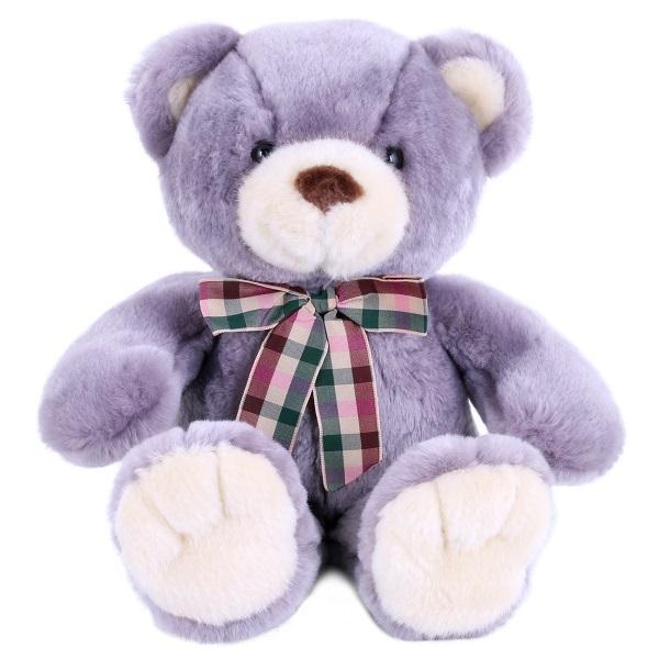 Купить SOFTOY C1709324-1 Медведь лавандовый 32 см, Мягкие игрушки SOFTOY