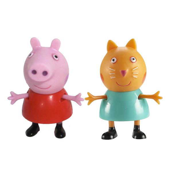 Купить Peppa Pig 28818 Свинка Пеппа Фигурки Пеппа и Кенди , Фигурка Peppa Pig