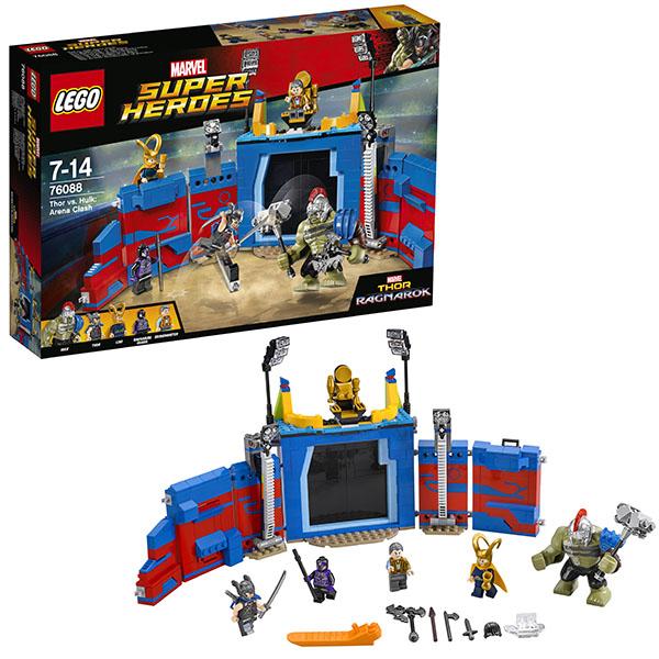 Конструктор LEGO - Супер Герои, артикул:148566