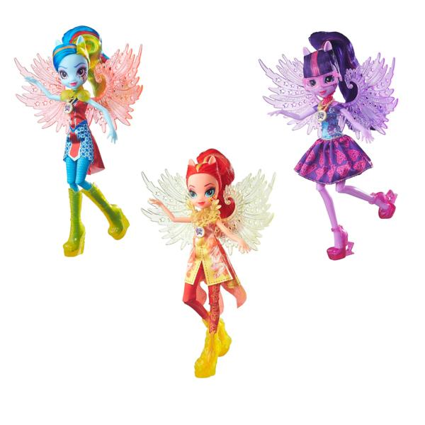 Купить Hasbro My Little Pony B6479 Equestria Girls Кукла Легенда Вечнозеленого леса (в ассортименте), Кукла Hasbro Equestria Girls