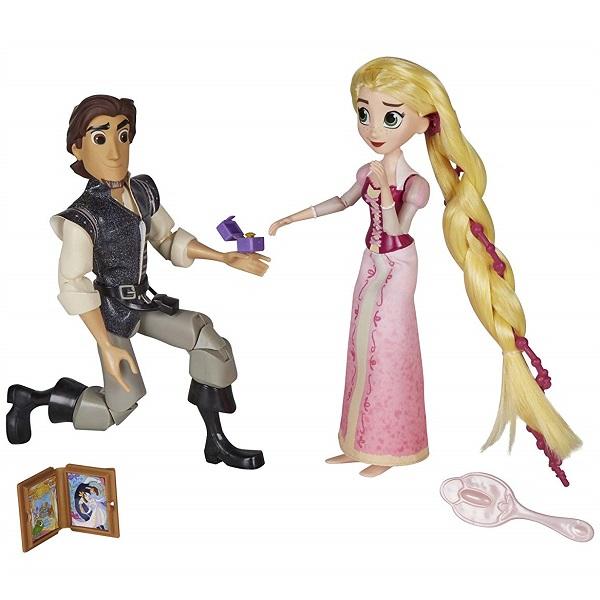 Купить Hasbro Disney Princess C1750 Рапунцель Предложение, Игровые наборы и фигурки для детей Hasbro Disney Princess