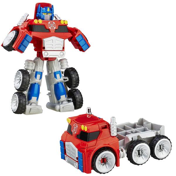 Трансформер Hasbro Playskool Heroes - Трансформеры, артикул:149895