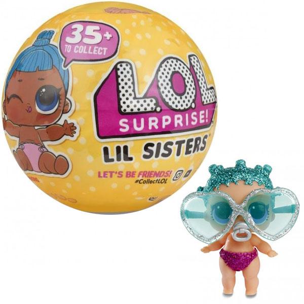 Купить L.O.L. Surprise 549550 Кукла-сюрприз Конфетти Сестрёнки, Куклы и пупсы LOL
