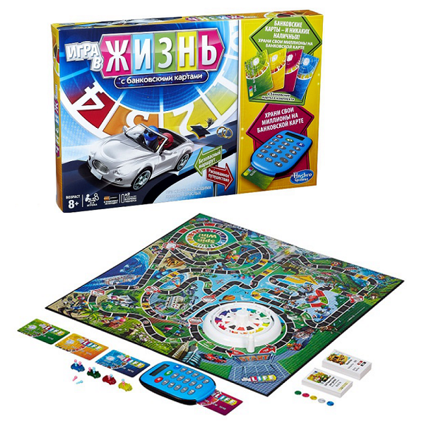 Настольная игра Hasbro Other Games - Другие игры, артикул:124207