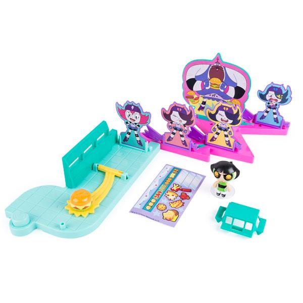 Игровой набор Powerpuff Girls
