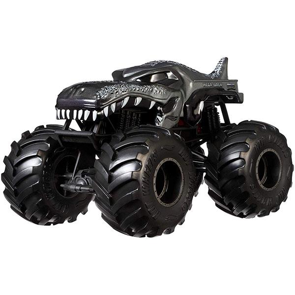 Купить Mattel Hot Wheels GCX18 Хот Вилс Монстр трак 1:24 Мега Врекс, Игрушечные машинки и техника Mattel Hot Wheels