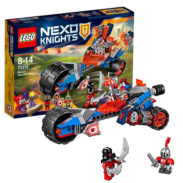 Конструктор LEGO - Nexo Knight, артикул:139733