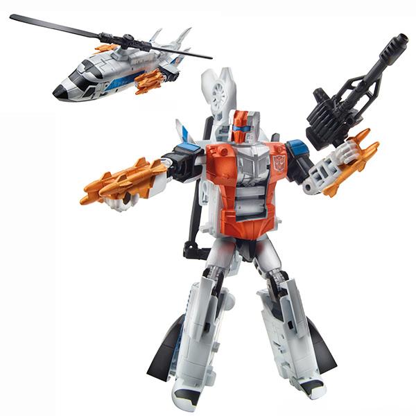 Hasbro Transformers B0974 Трансформеры Дженерэйшнс: Комбайнер Ворс Дэлюкс (в ассортименте)