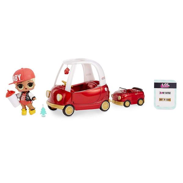 Купить L.O.L. Surprise 564096 Игровой набор с куклой и авто, Игровые наборы и фигурки для детей LOL