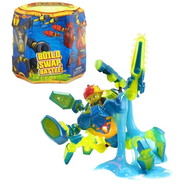 Купить Ready2Robot 551065 Капсула, Игровые наборы и фигурки для детей Ready2Robot