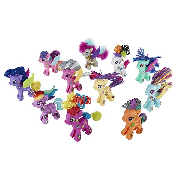 Hasbro My Little Pony A8206 Игровой набор (в ассортименте), Фигурка Hasbro My Little Pony  - купить со скидкой