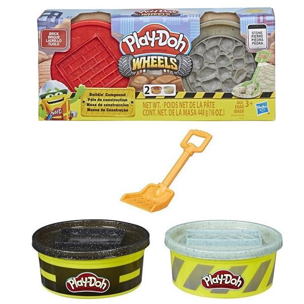 Купить Hasbro Play-Doh E4508 Плей-До Набор специальной массы Плей-До Wheels, Игровые наборы Hasbro Play-Doh
