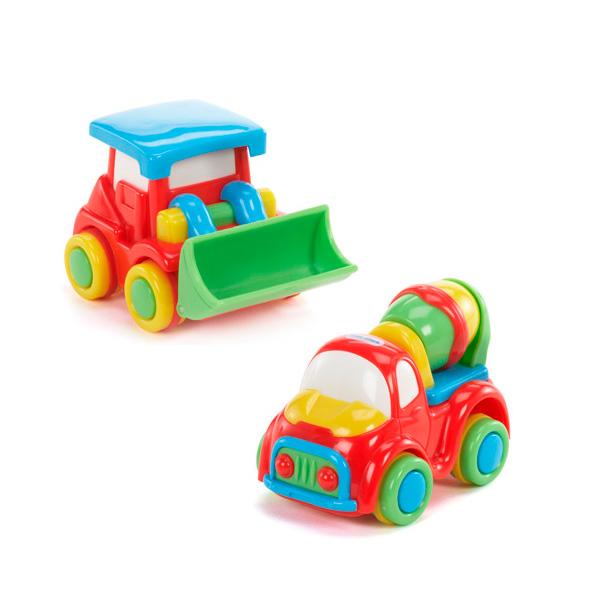 Набор машинок Little Tikes - Машинки для малышей (1-3), артикул:87230