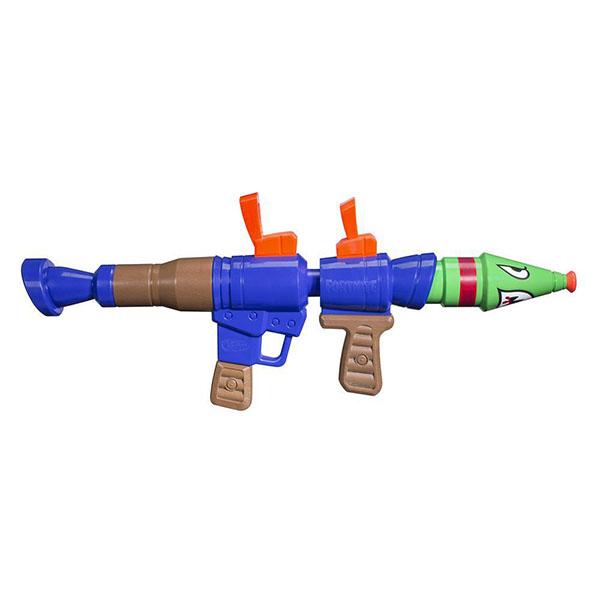 Игрушечное оружие и бластеры Hasbro Nerf E6874 Нерф Бластер Фортнайт ракетница фото