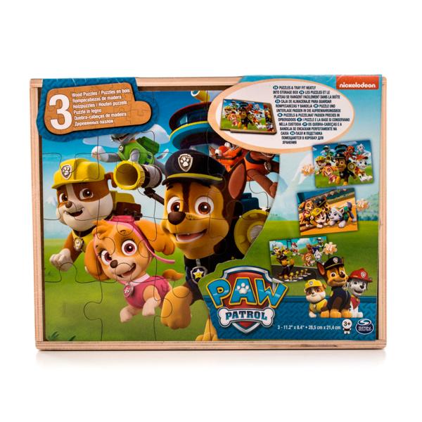 Настольная игра Paw Patrol - Игры для детей, артикул:137344