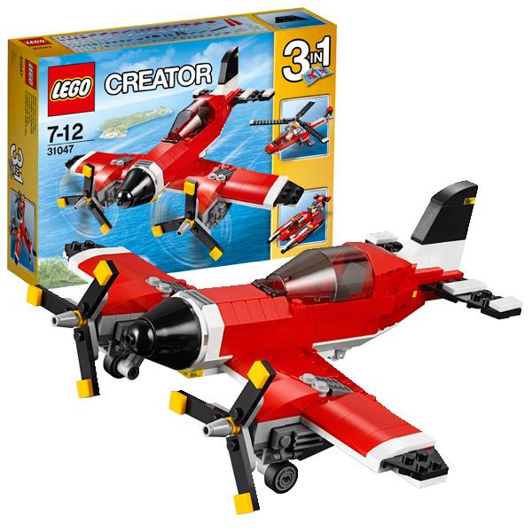 Lego Creator 31047 Конструктор Лего Криэйтор Путешествие по воздуху
