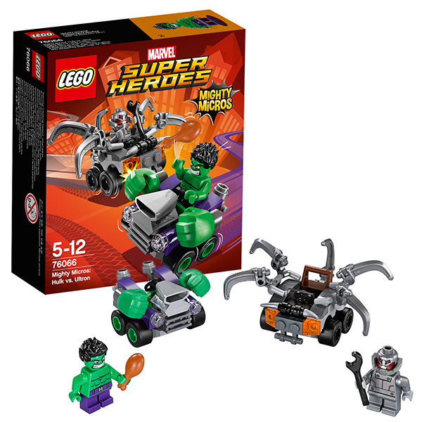 Конструктор LEGO - Супер Герои, артикул:127088