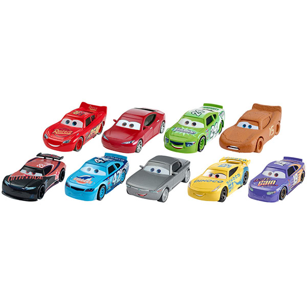 Машинка Mattel Cars - Машинки из мультфильмов, артикул:149238