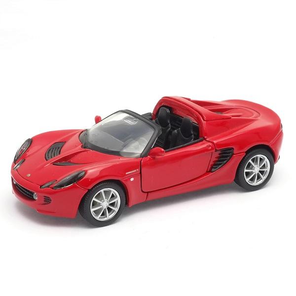 Купить Welly 42335 Велли Модель машины 1:34-39 2003 LOTUS ELISE IIIS, Машинка инерционная Welly