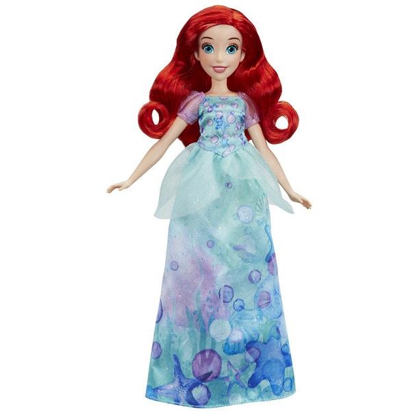 Купить Hasbro Disney Princess B5284/E0271 Классическая модная кукла Принцесса - Ариэль , Куклы и пупсы Hasbro Disney Princess