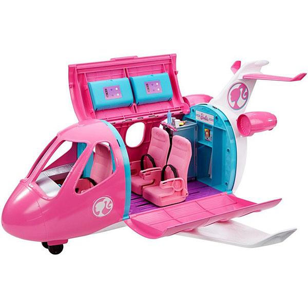 Игровые наборы Mattel Barbie GDG76 Барби Самолет мечты фото