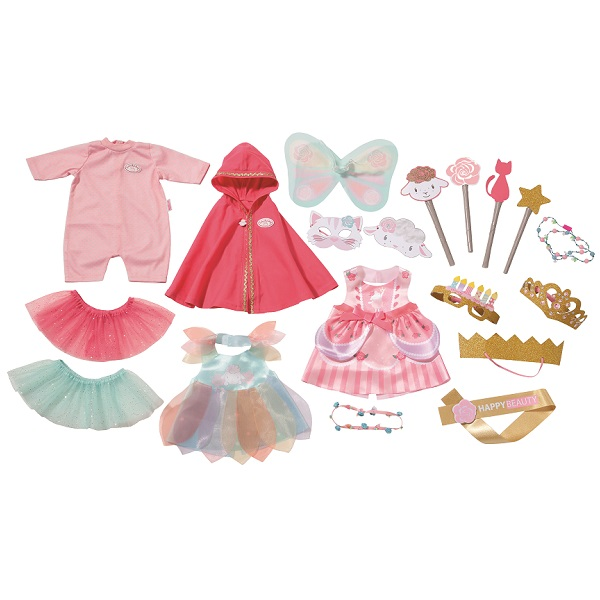 Купить Zapf Creation Baby Annabell 700-693 Бэби Аннабель Костюмы для вечеринки, Аксессуары для куклы Zapf Creation