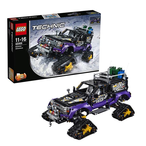 Конструктор LEGO - Техник, артикул:149828