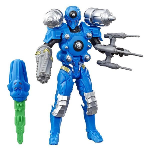 Игровые наборы и фигурки для детей Hasbro Power Rangers E6032 Дриллетрон с боевым ключом фото