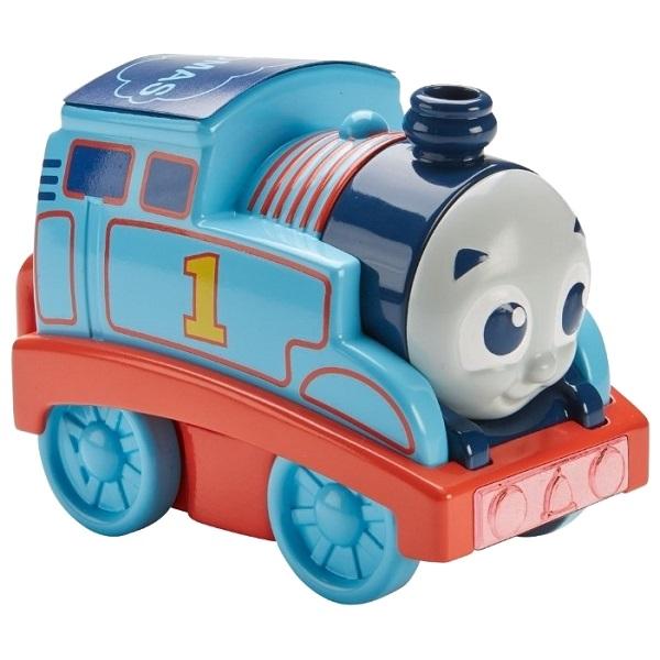 Наборы игрушечных железных дорог, локомотивы, вагоны Mattel Thomas & Friends - Железные дороги и паровозики, артикул:153131