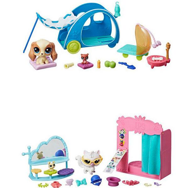 Купить Hasbro Littlest Pet Shop E0393 Литлс Пет Шоп Игровой набор Хобби Петов , Игровой набор Hasbro Littlest Pet Shop